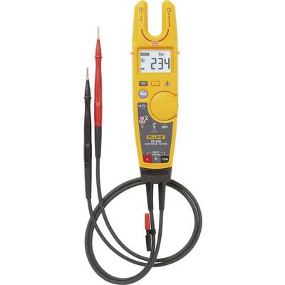 Fluke T6-600/EU Handheld multimeter, Clamp meter Digital CAT III 600 V Display (counts): 2000