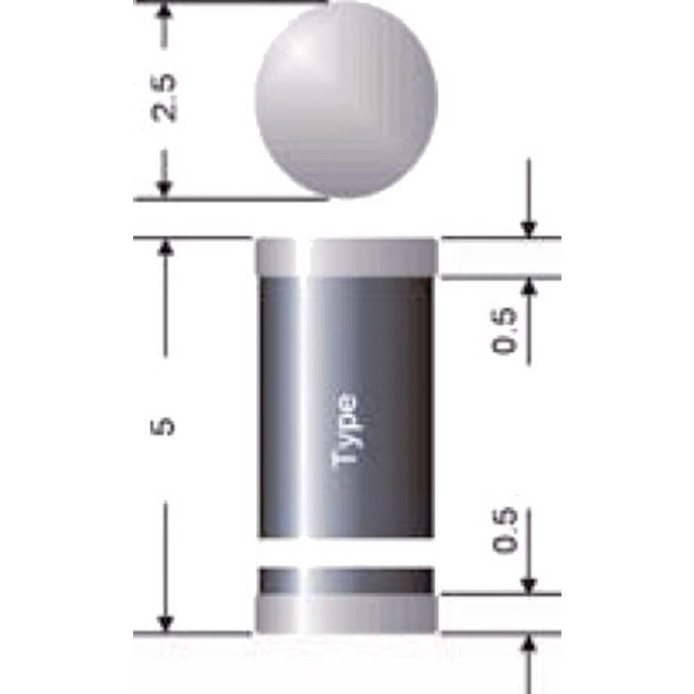 Ultra hitra Si-usmerniška dioda Semikron SUF4006 DO-213AB 800 V 1 A