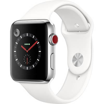 Compare prices with Phone Retailers Comaprison to buy a Apple Watch Series 3 Cellular 42 mm Stainless steel Steel