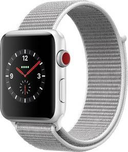 Apple Watch Series 3 Cellular 42 mm Aluminium Silver cheapest retail price