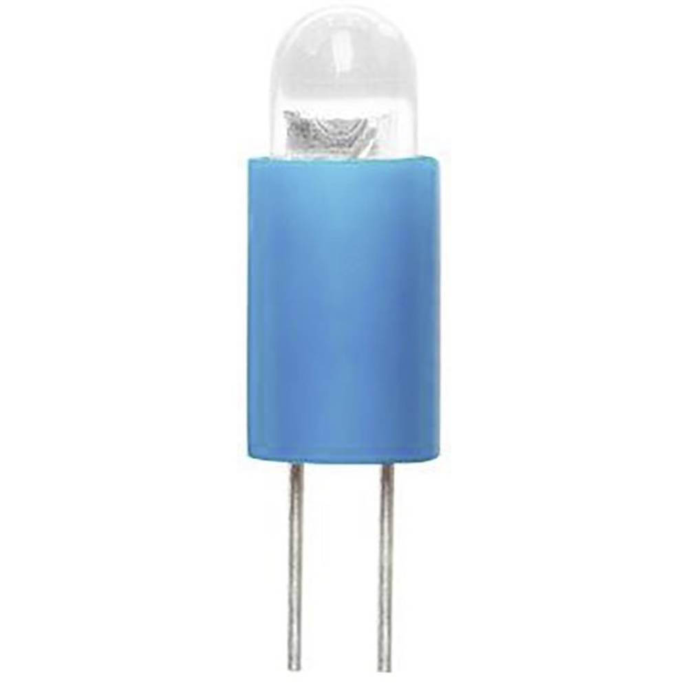 Barthelme Led Bulb Bi Pin 317 Mm Blue 24 Vdc 70117314 From Capacitors Added To Driver Circuit