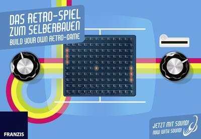Image of Retro video game Franzis Verlag Retro-Spiel zum selberbauen 14 years and over