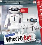 Wheel-O-bot - your entry in the future technology robotics