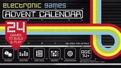 Adventskalender Conrad Components Retro Games adventskalender 2017 från 14 år