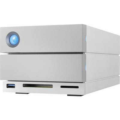 Image of LaCie 2big Dock Thunderbolt 3 - 8TB