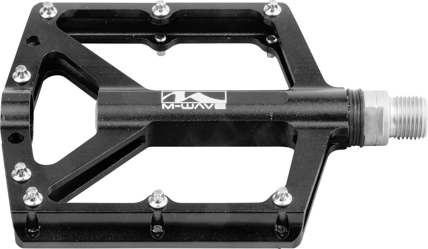 M-Wave Aluminum BMX Pedal Silver