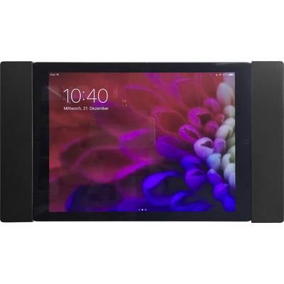 Image of Smart Things s11 b iPad wall mount Black Compatible with Apple series: iPad Air, iPad Air 2, iPad Pro 9.7, iPad 9.7 (March 2017), iPad 9.7 (March 2018)