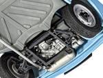 1:24 Model Car Trabant 601 S