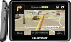 Navigation 5  Blaupunkt TravelPilot 55 Active Connect Europa