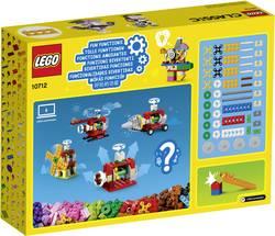 Lego Classic 10712 Bausteine Set Gear Wheels Conradcom