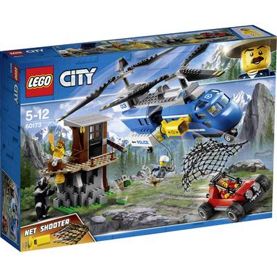 LEGO® CITY 60173 Arrest in the mountains