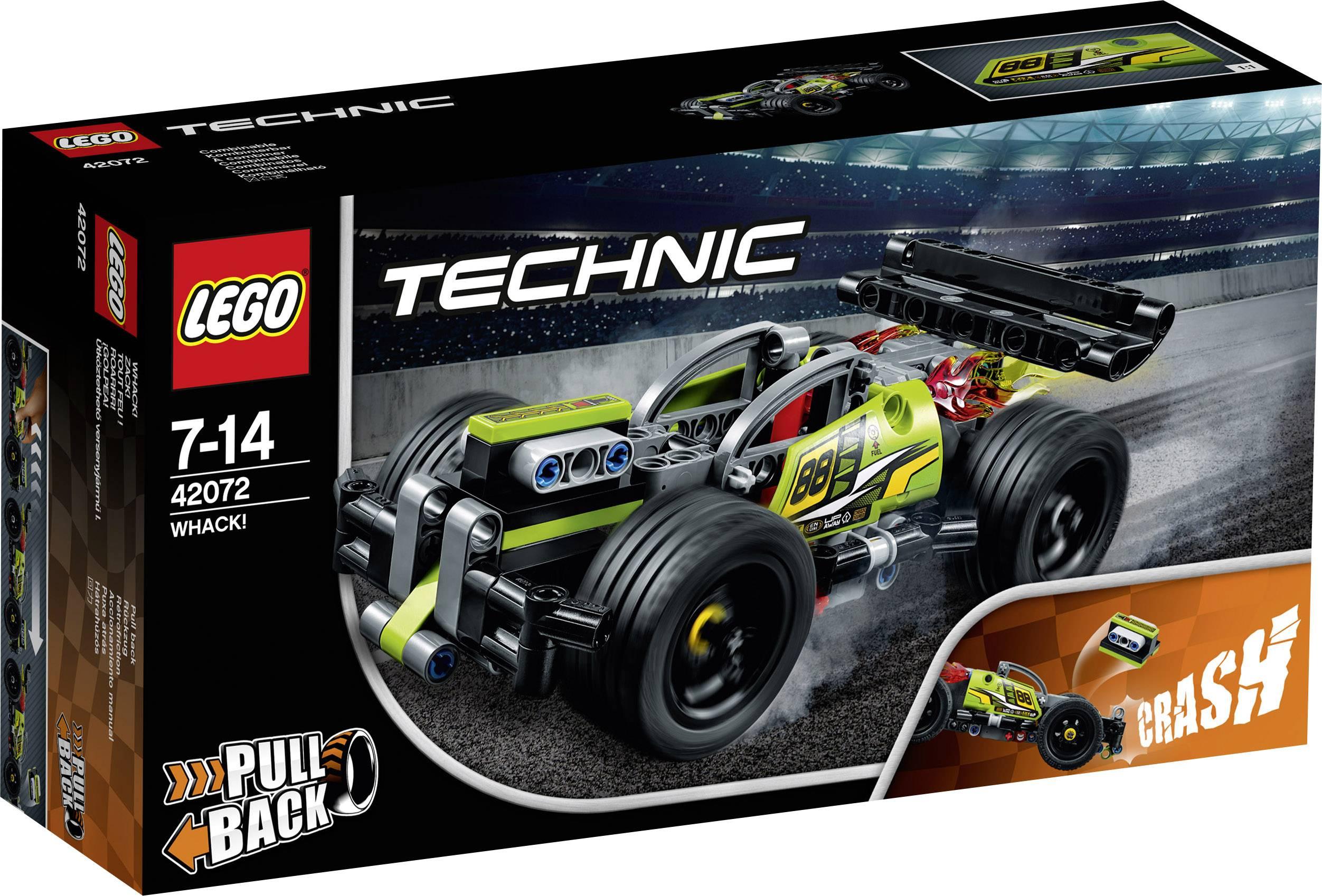 42072 ROARRR! LEGO Technic
