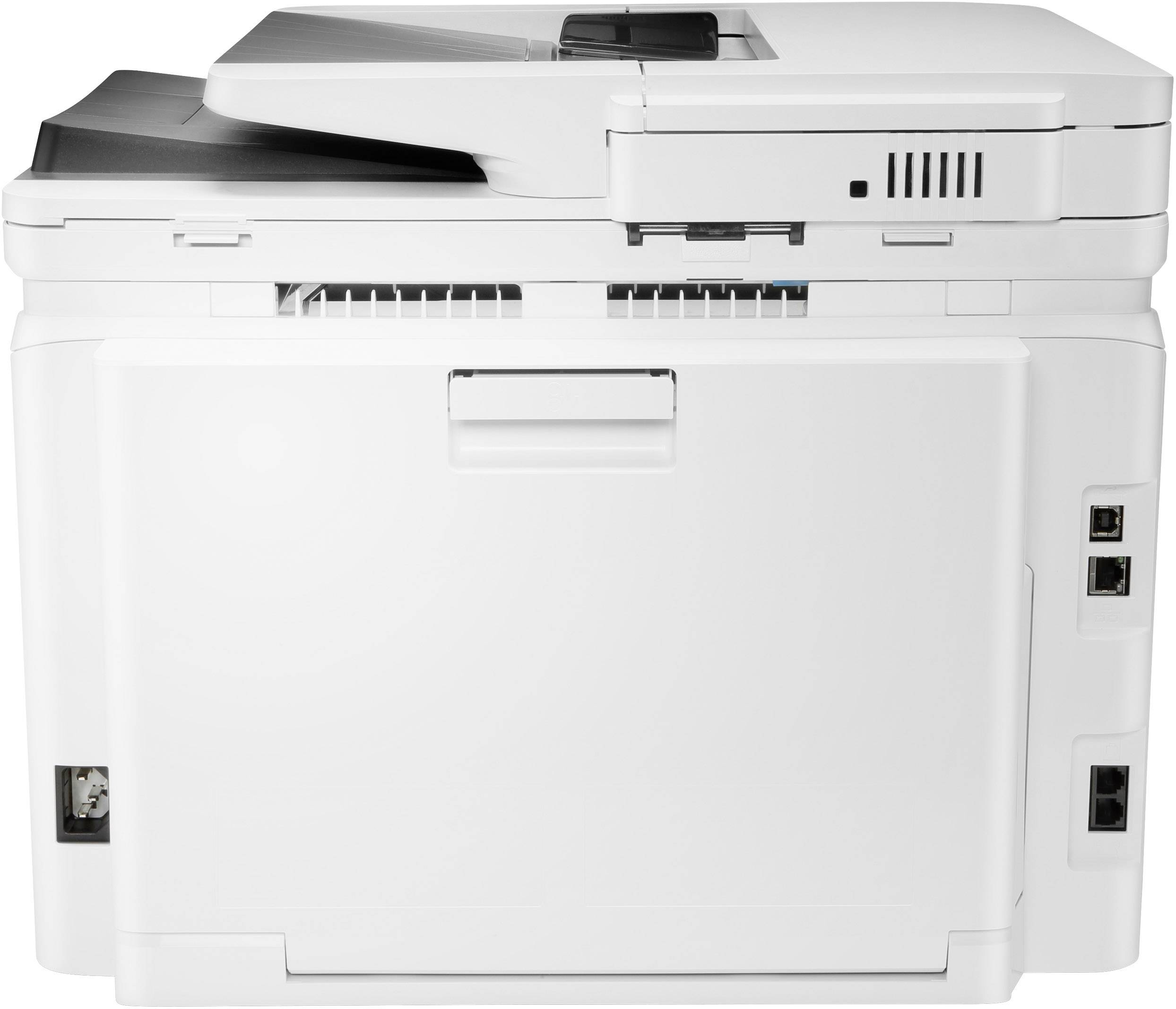 Hp Color Laserjet Pro Mfp M281fdw Colour Laser Multifunction Printer A4 Printer Scanner Copier