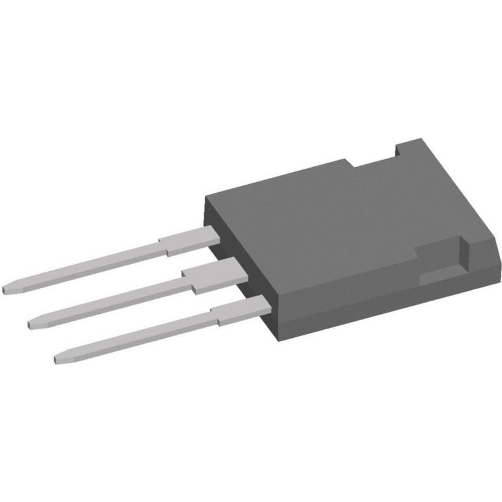 Dioda IXYS DSP25-16AR, kučište: ISOPLUS-247, I(F): 28 A, napon U(R): 2 x 1.600 V