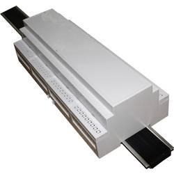 DIN-skinnekabinet Axxatronic CNMB/12/KIT/ACTIVE25-CON Til montering på DIN-skinne. 58 x 212 x 90 Polycarbonat Grå 1 stk