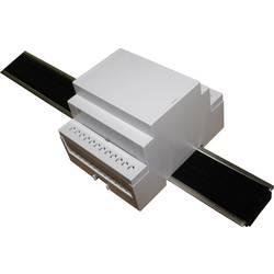 DIN-skinnekabinet Axxatronic CNMB/4/KIT/ACTIVE25-CON Til montering på DIN-skinne. 58 x 71 x 90 Polycarbonat Grå 1 stk