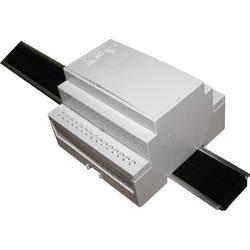 DIN-skinnekabinet Axxatronic CNMB/5/KIT/ACTIVE25-CON Til montering på DIN-skinne. 58 x 88 x 90 Polycarbonat Grå 1 stk