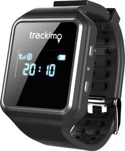 GPS Tracker Trackimo Watch 2G Persontracker Sort