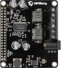 Raspberry Pi® Extension Board HiFiBerry Hifiberry AMP2 Svart