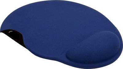 Compare prices for Speedlink Vellu Mousepad With Gel Wristrest Support Blue - SL-6211-sbe-01