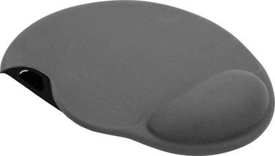 Compare prices for Speedlink Vellu Mousepad With Gel Wristrest Support Dark Grey - SL-6211-sgy-01