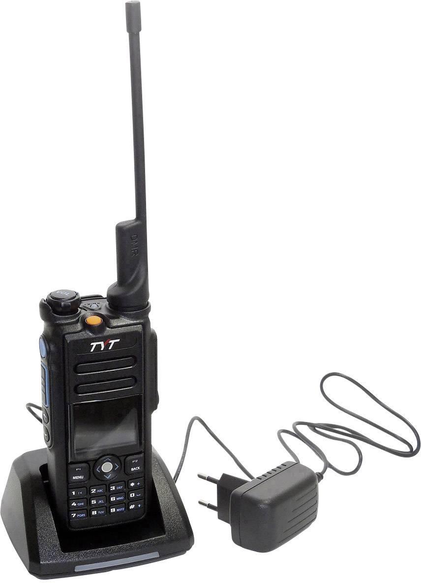 MAAS Elektronik 3802 TYT MD 2017 GPS Handheld CB radio