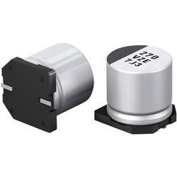 Elektrolytkondensator Panasonic EEHZE1E221P SMD 220 µF 25 V 20 % 1 stk