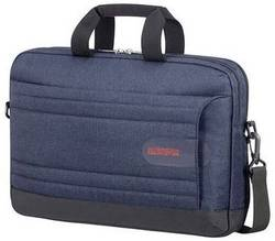 """Image of American Tourister Laptop bag SONIC SURFER Suitable for max: 39,6 cm (15,6"""") Marine blue"""