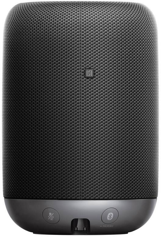 Sony Smart Speaker Lfs50g With Google Assistant Built in Black NEW