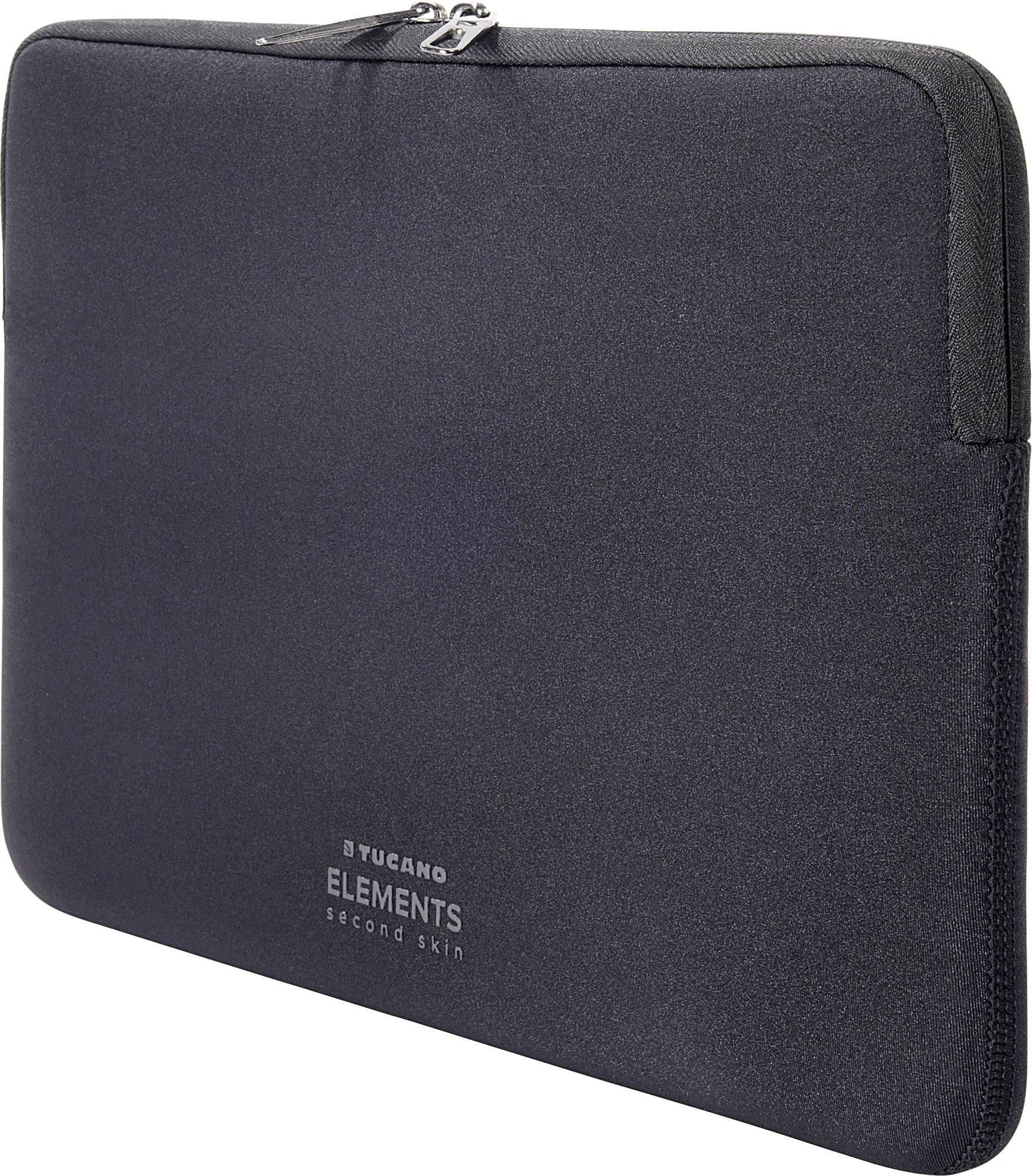 Tucano Laptop sleeve ELEMENTS Sleeve Black