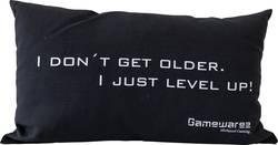 GAMEWAREZ I DONN'T GET OLDER. I JUST LEVEL UP! Svart