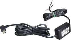 ProCar Conrad Mini USB Ladekabel, wassergeschützt IP44, 12-24V, Ausgang:5V, 3000mA 12 V til 5 V, 24 V til 5 V 3 A Kabel med åbne
