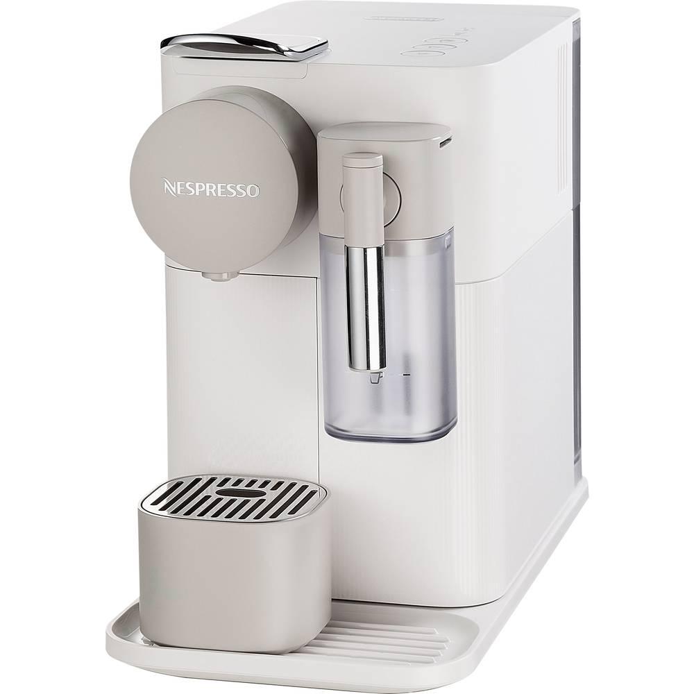 DeLonghi EN 500.W - Lattissima One 0132193254 Capsule coffee machine White incl. automatic frother