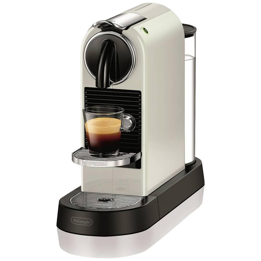 DeLonghi EN 167.W - Citiz 0132191165 Capsule coffee machine White incl. capsules