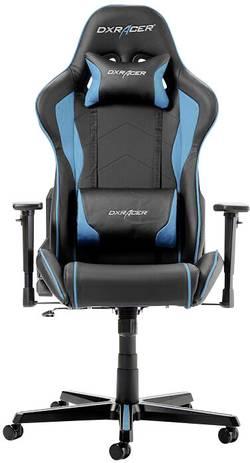 Gaming-stol DXRacer FORMULA F08 Svart, Blå