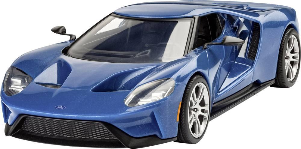 Revell   Ford Gt Car Model Assembly Kit