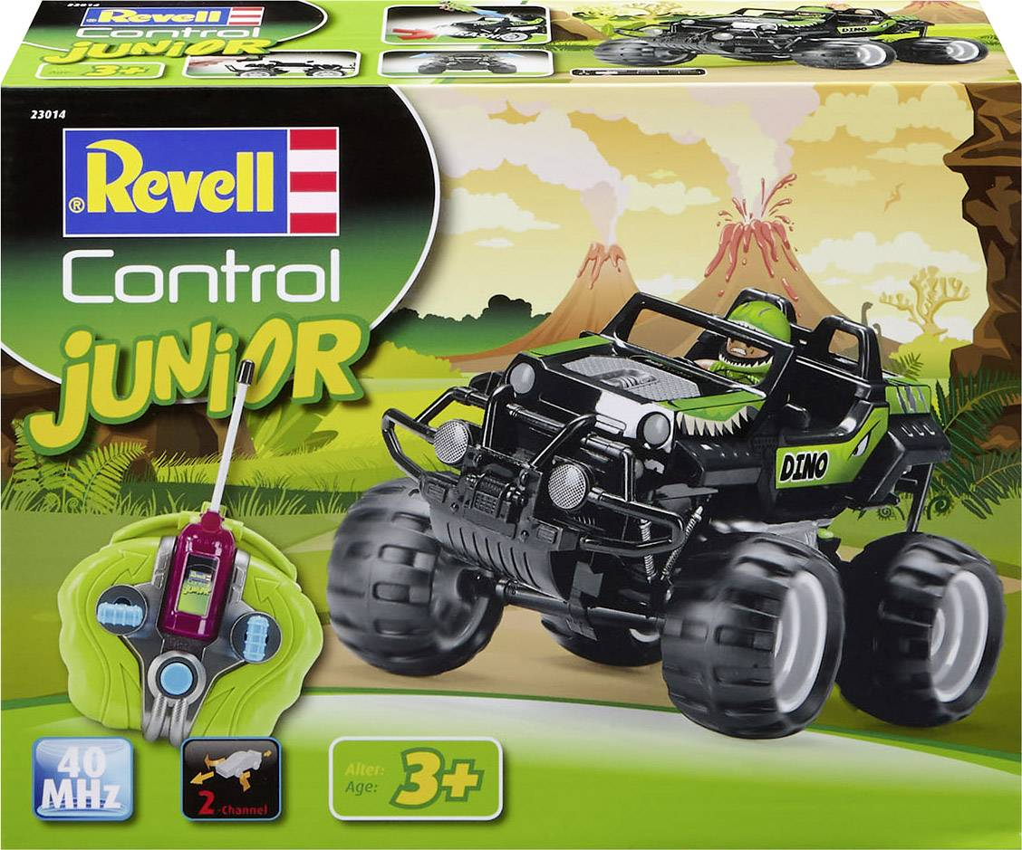 Elektrisches Spielzeug Revell 23014 RC-Junior Crash Car DINO