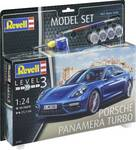 Model Kit Porsche Panamera Turbo