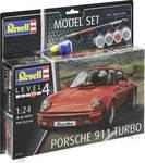 Model Kit Porsche 911 Turbo