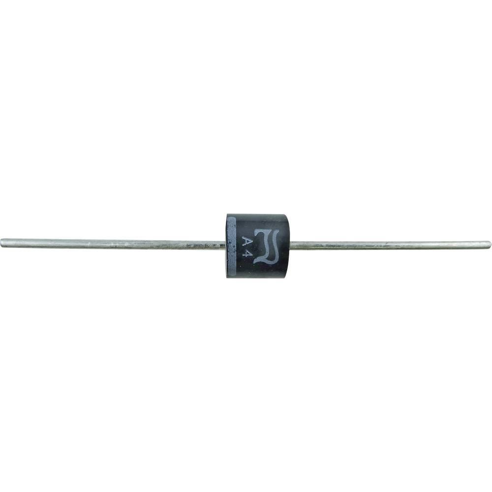 Si-usmerniška dioda Diotec P600J = R250M P600 600 V 6 A
