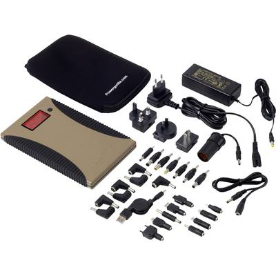 Power Traveller Powergorilla Tactical Power bank (spare battery) LiPo 24000 mAh