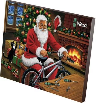 Advent calendar Wera Tools