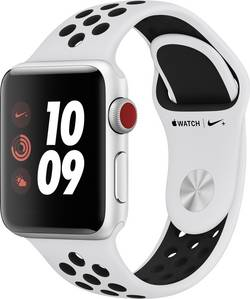Apple Watch Series 3 Nike Cellular 38 mm Aluminium Silver cheapest retail price
