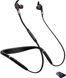 Jabra Evolve 75e Ms Phone Headset Bluetooth Cordless In Ear Black Conrad Com