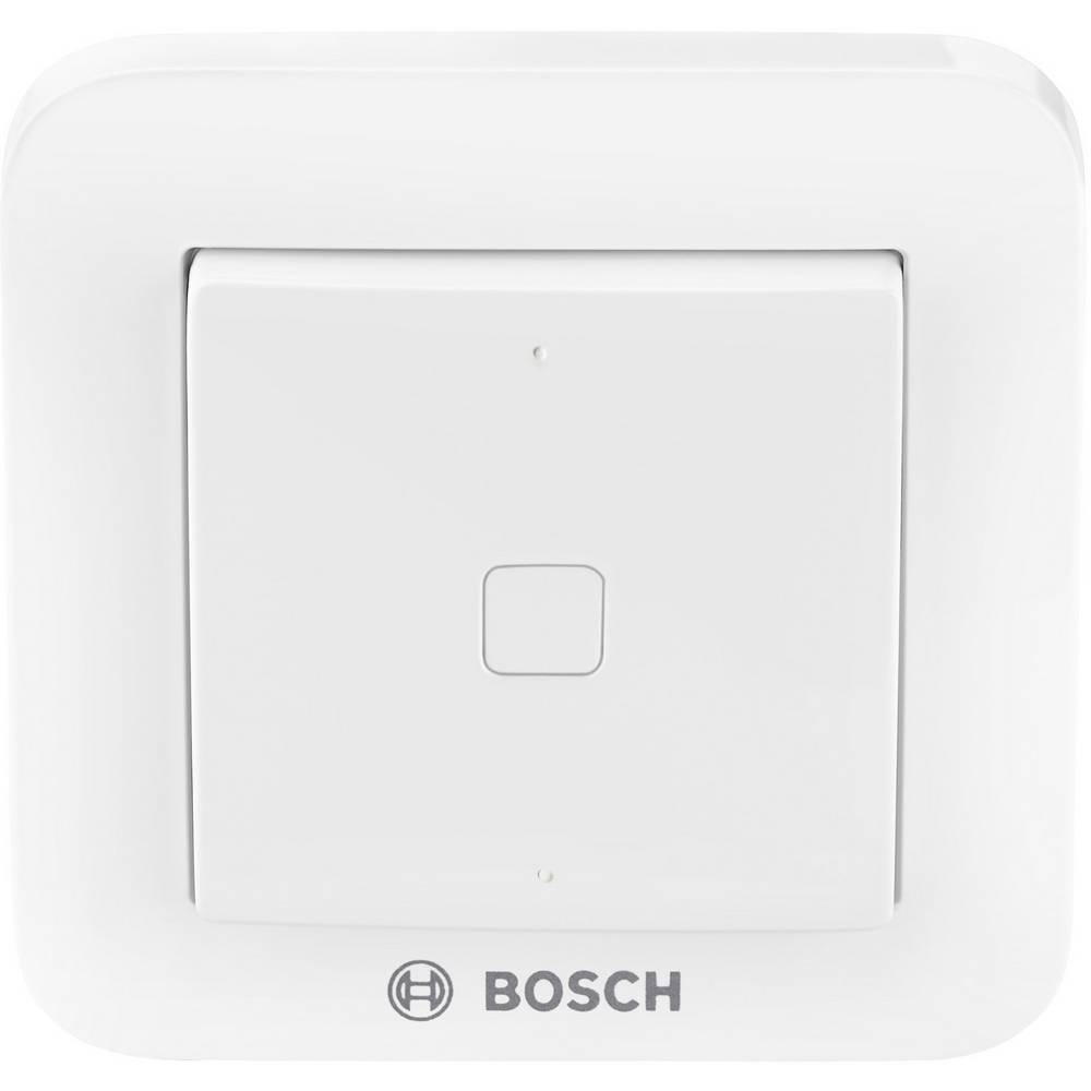Bosch Smart Home Wireless Wall Mounted Switch From Mains Voltage Tester
