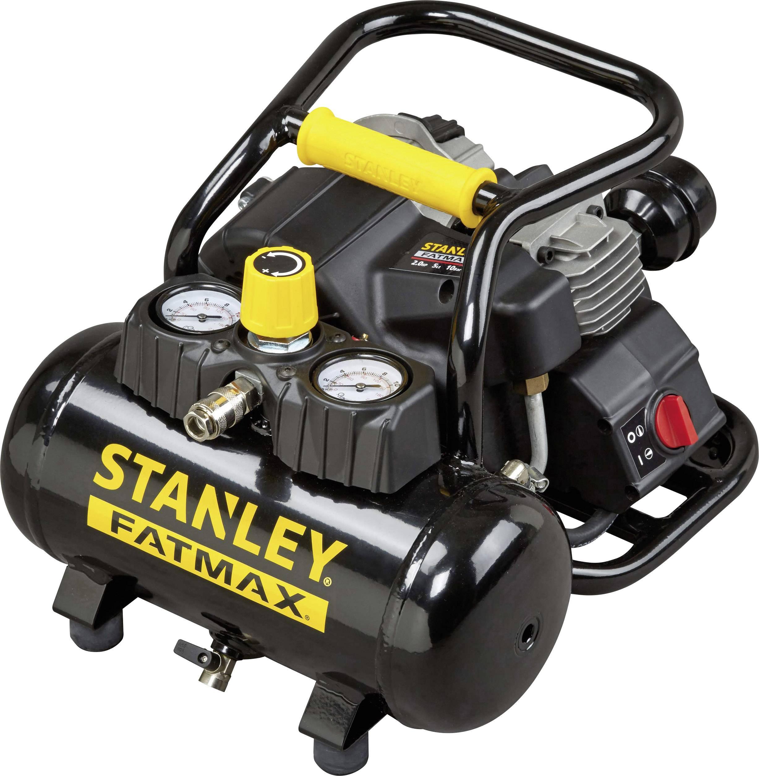 Air compressor 5 l 10 bar Stanley Fatmax FATMAX | Conrad com