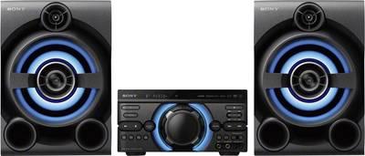"Sony MHC-M60D Party speaker 20 cm 8 "" 1 pc(s)"