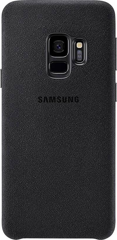 Image of Samsung Alcantara Cover Back cover Compatible with (mobile phones): Samsung Ga