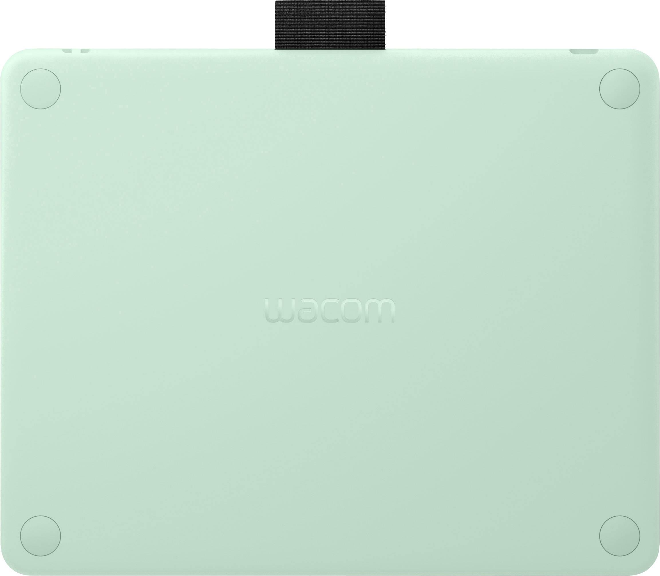 Wacom Intuos S Bluetooth graphics tablet Pistachio, Black | Conrad com