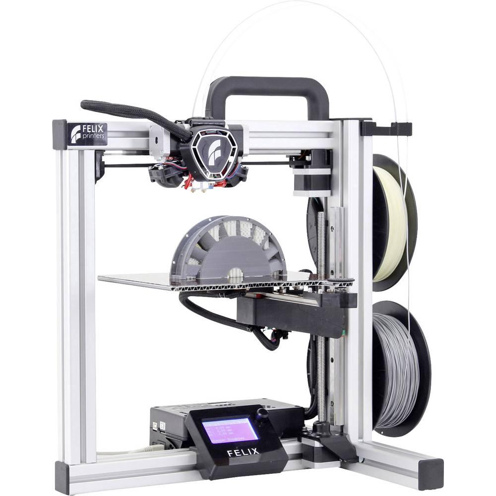 FELIX Printers TEC4 3D Printer Dual Nozzle (dual Extruder